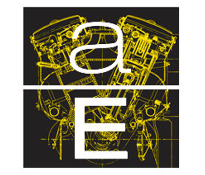 Logo for audio engine