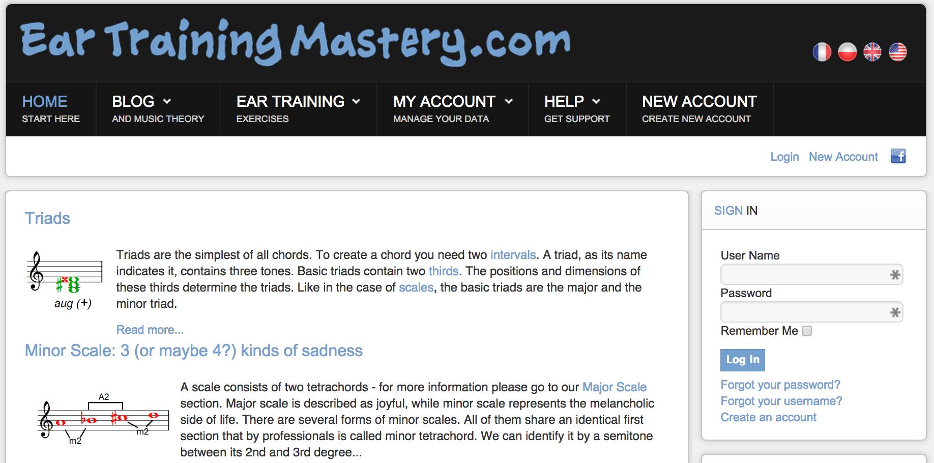 Ear Training Mastery