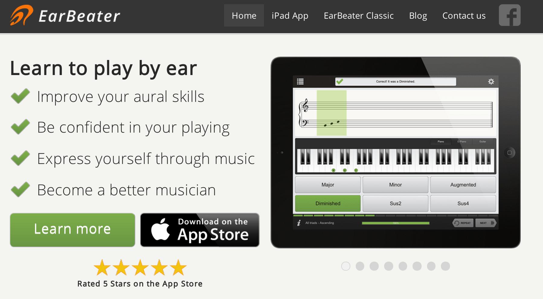 EarBeater Ear Training