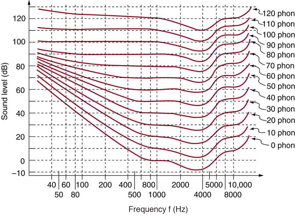 Equal Loudness Curve