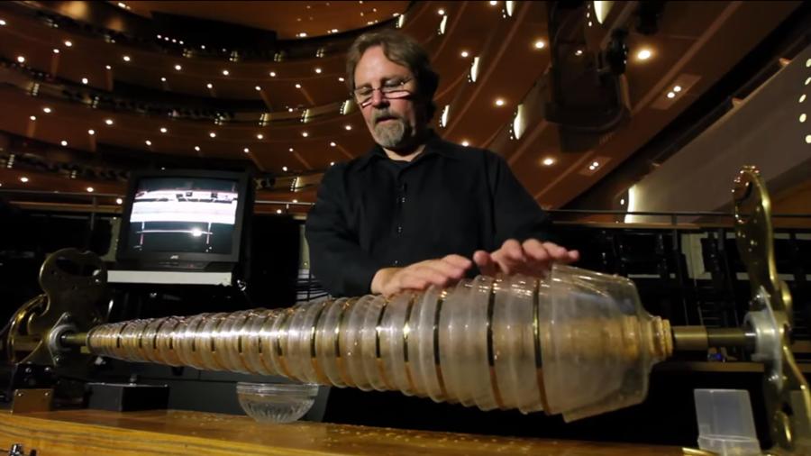 Glass-Harmonica